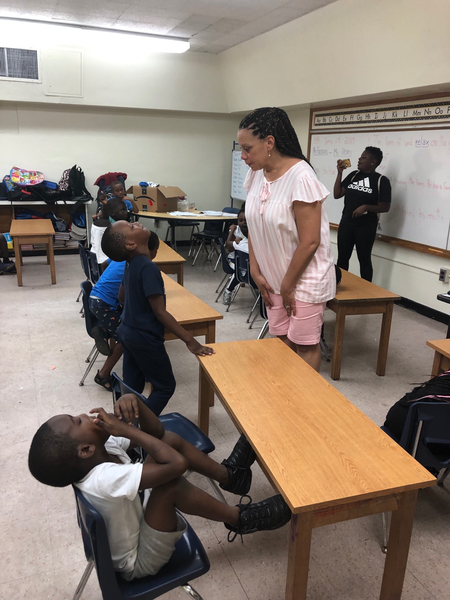 MCI classrooms - New Covenant Worship Center in Miami, FL